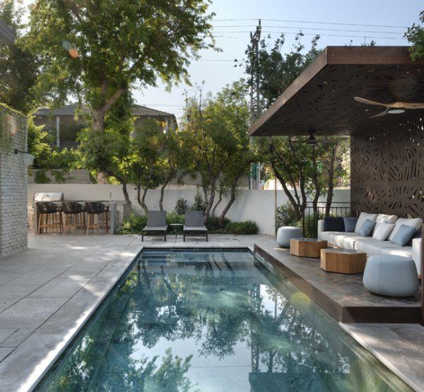 רמת השרון, חצי דונם, אדריכלות: איריס אבנרי, צילום: עודד סמדר